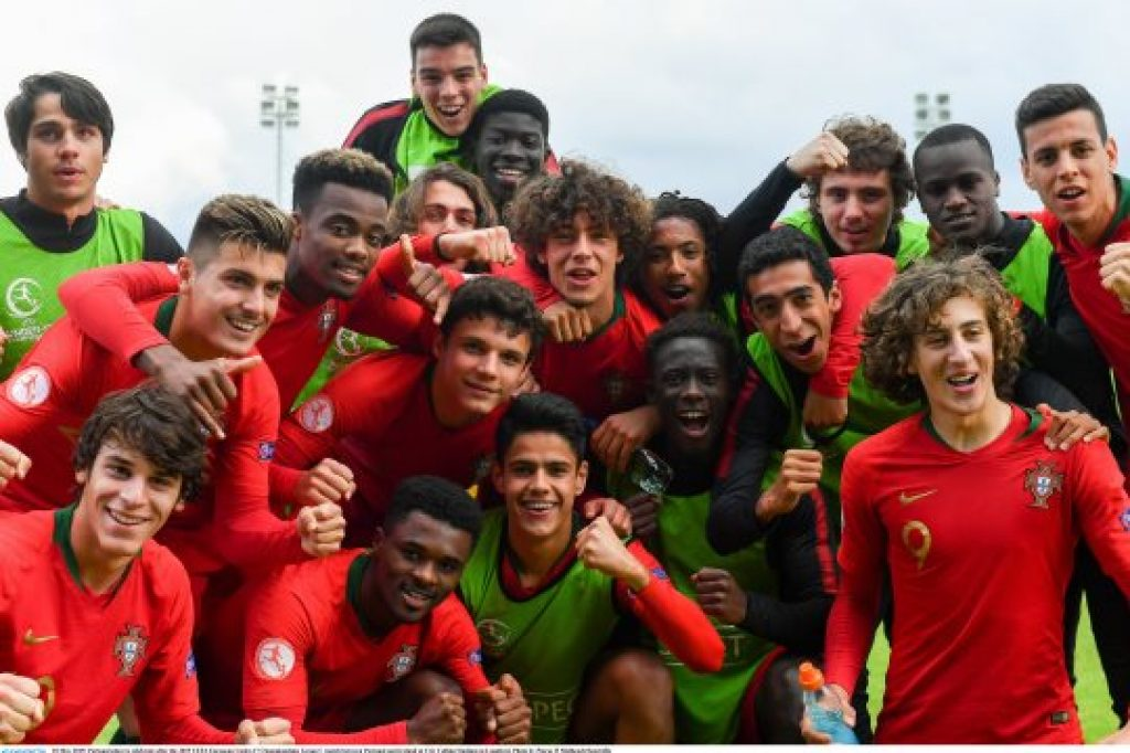 U20 World Cup: Portugal ties with South Africa and is eliminated