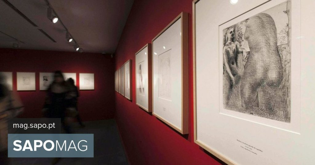 Unpublished Picasso engravings in Portugal exhibited in Porto - Showbiz