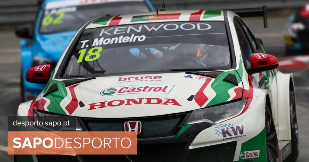 WTCR: Tiago Monteiro expects to climb positions in the Slovakian race