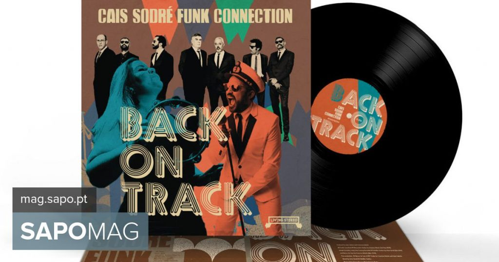"""""""Back on Track"""": Cais Sodré Funk Connection release third album and return to Musicbox stage - Showbiz"""