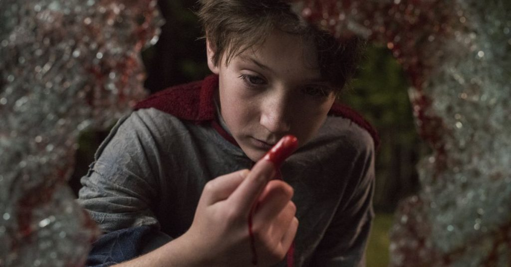 """""""Brightburn: The Story of a Superman on the Other Side of the Mirror"""""""