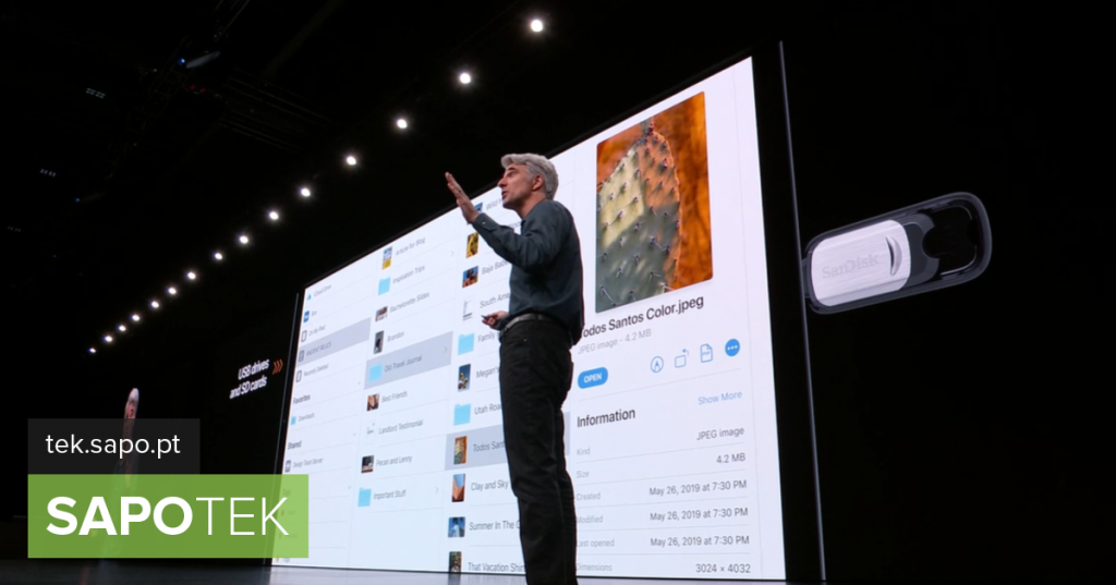 Apple gives the iPad its own operating system. It's the iPadOS - Mobile