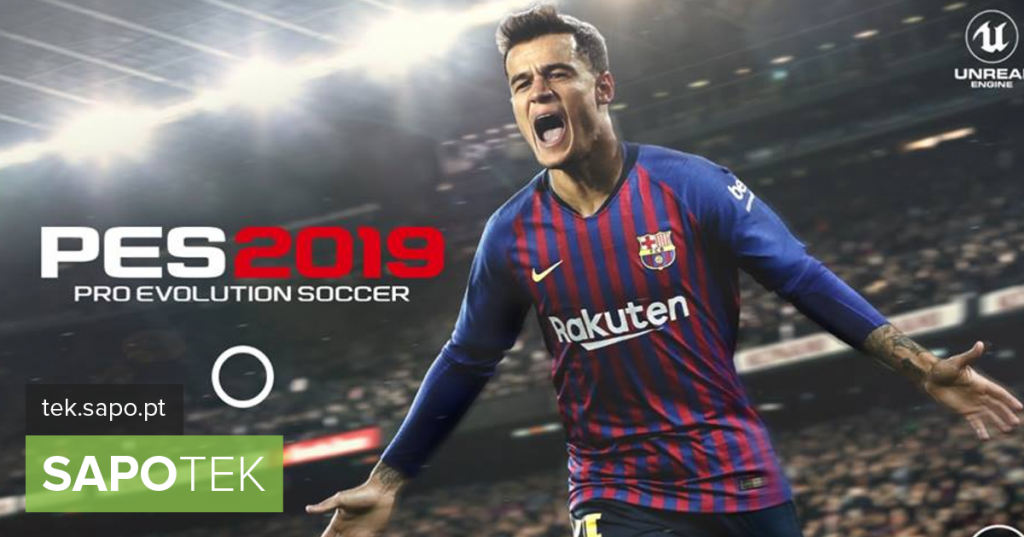 Pro Evolution Soccer 2019 is now available for mobile devices - Android
