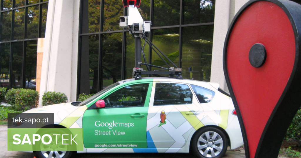 Portugal Street View images to be updated with HD technology - Internet