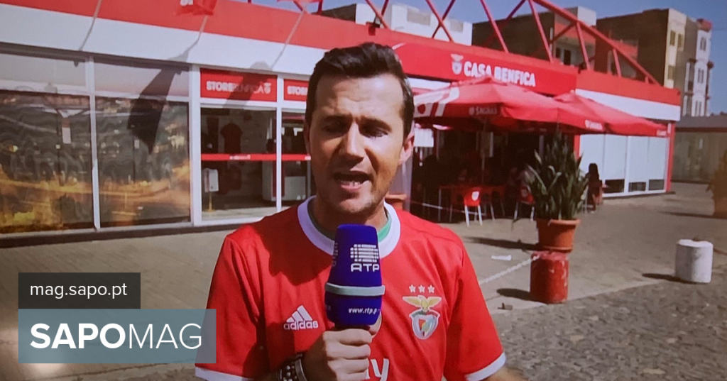 Controversy between RTP1 and FC Porto: director of communication criticizes use of Benfica sweater during direct - Current