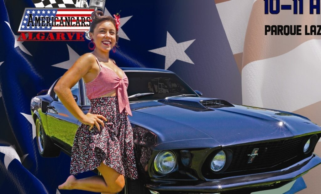 Aficionados of American cars return to join Faro - Jornal diariOnline Região Sul