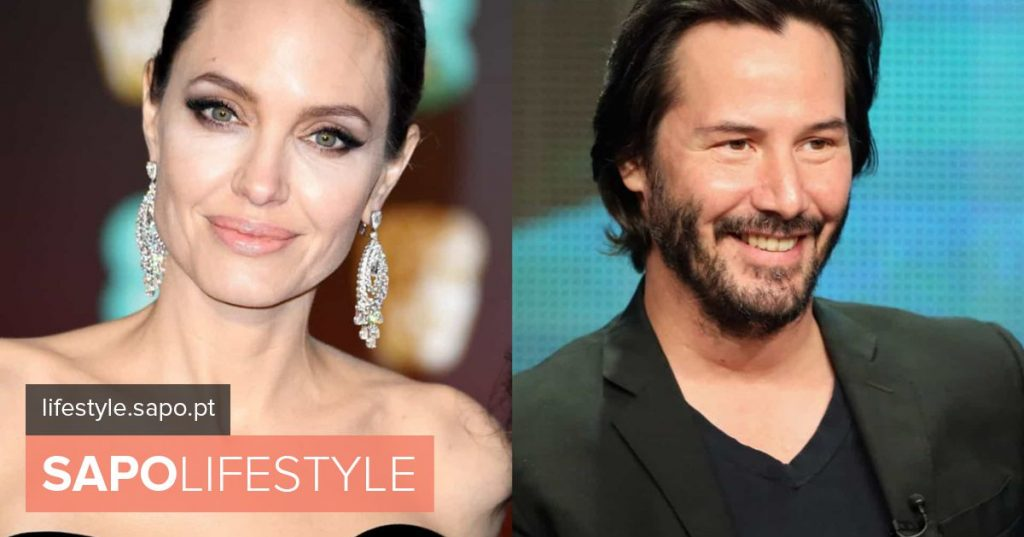 Angelina Jolie interested in dating Keanu Reeves, press