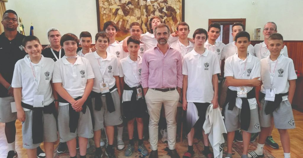 Basketball: Under-14 Olivais in Olhão to fight for the title