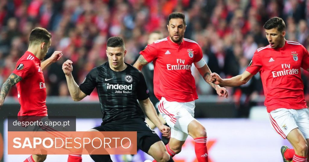Benfica fits in over € 88 million with sales of Jovic, Jiménez and Talisca - I Liga