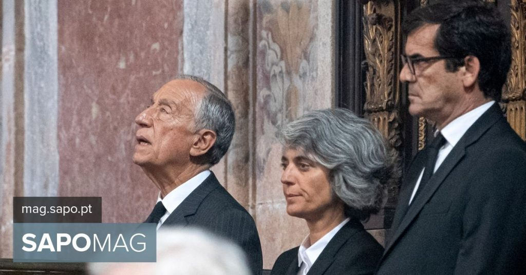 """Death: """"Agustina is in the Pantheon of the heart of all the Portuguese"""", says Marcelo Rebelo de Sousa"""