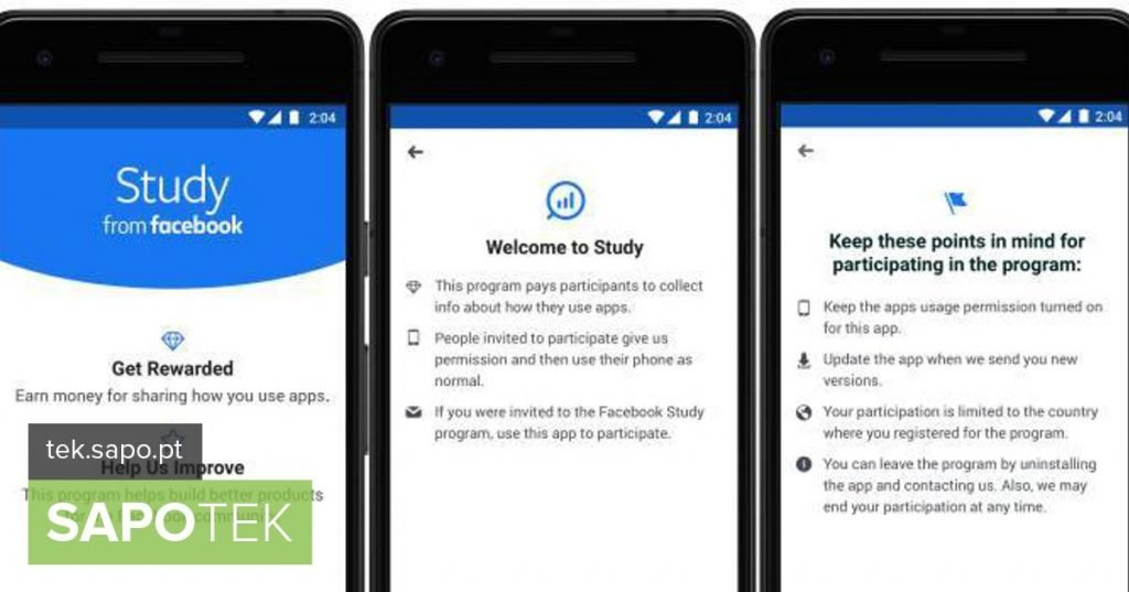 Facebook creates app that pays users for access to their data - Internet