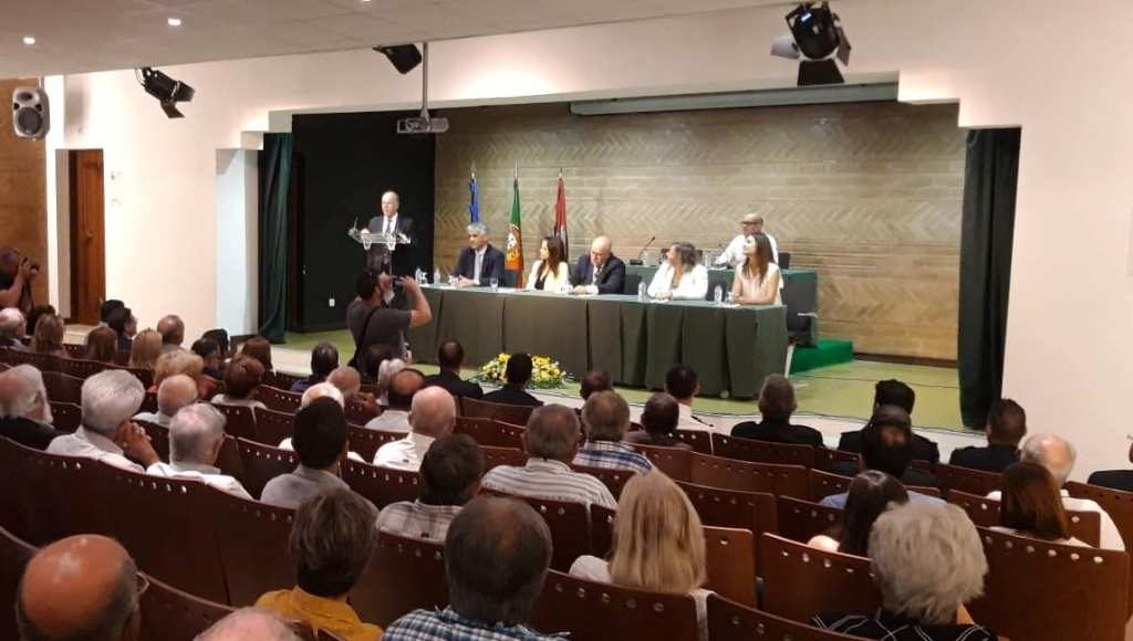 Francisco Amaral and new executive take office in Castro Marim - Jornal diariOnline Região Sul