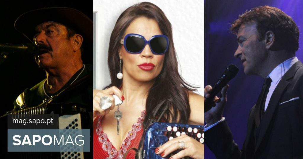 From Tony Carreira to Rosinha: Do you know the true names of these Portuguese singers?