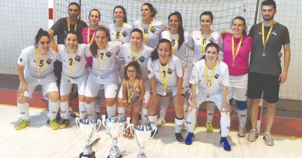Futsal Académica has everything open for the last day