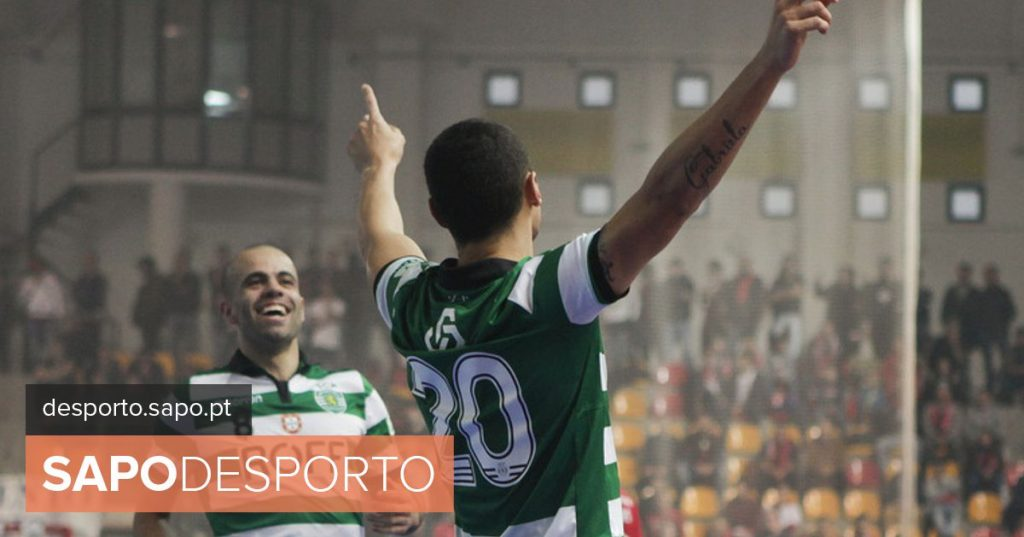 Futsal: Sporting beat Benfica at João Rocha Pavilion and takes title decision for fifth game - Modalities