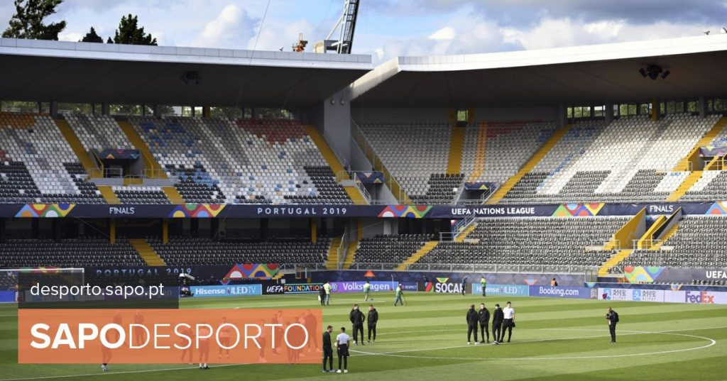 League of Nations: English federation condemns behavior of supporters in Porto - League of Nations