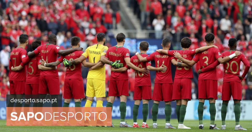 League of Nations: Portugal start preparing final and knows opponent