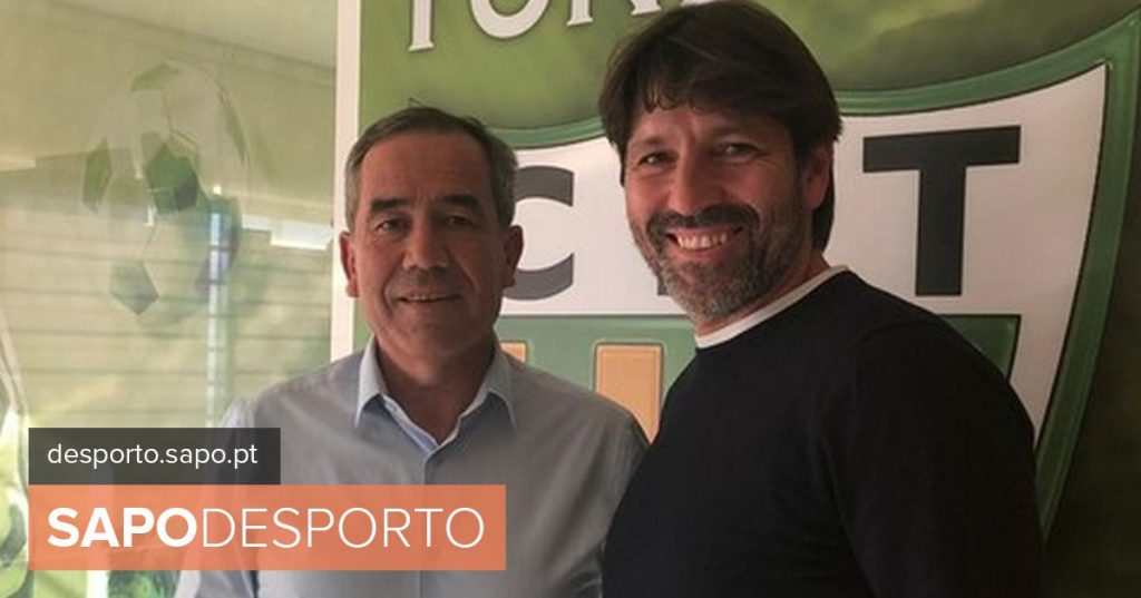Luís Agostinho is the new sports director of Tondela