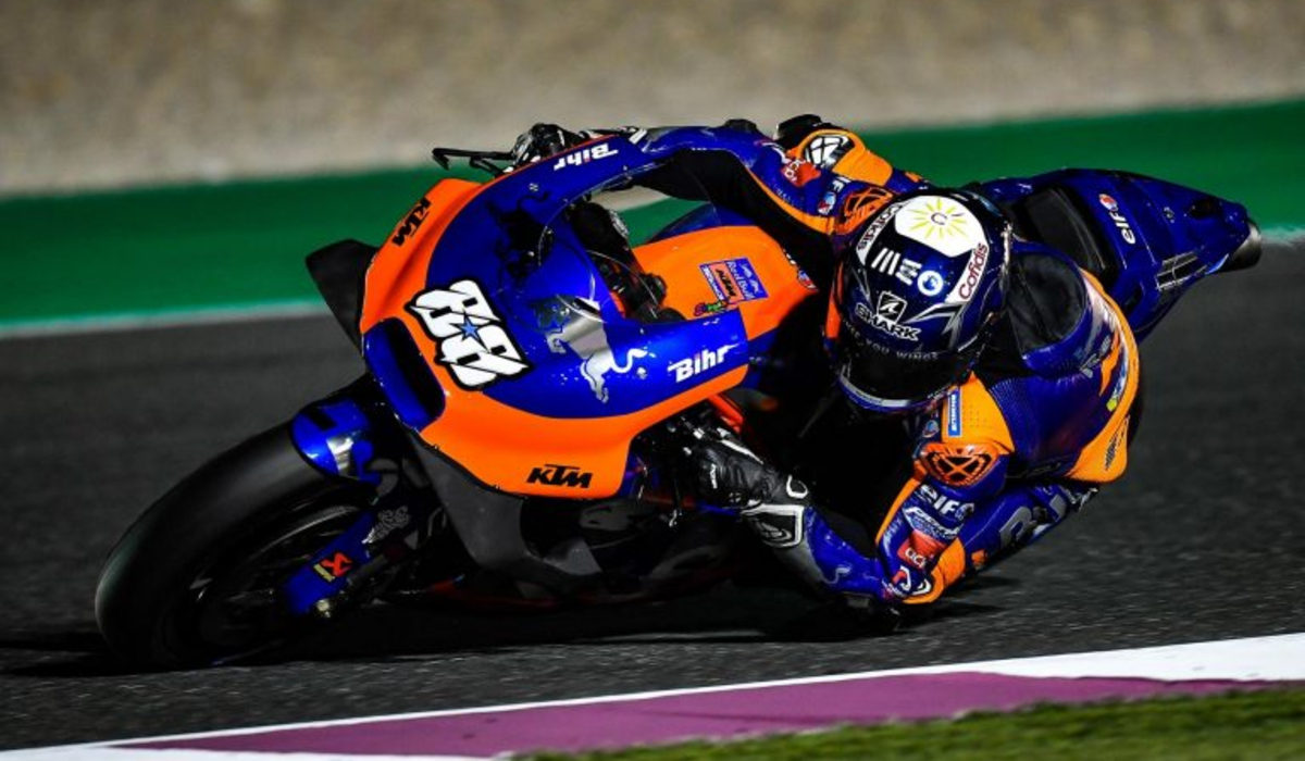Miguel Oliveira added three more points in the MotoGP World Championship