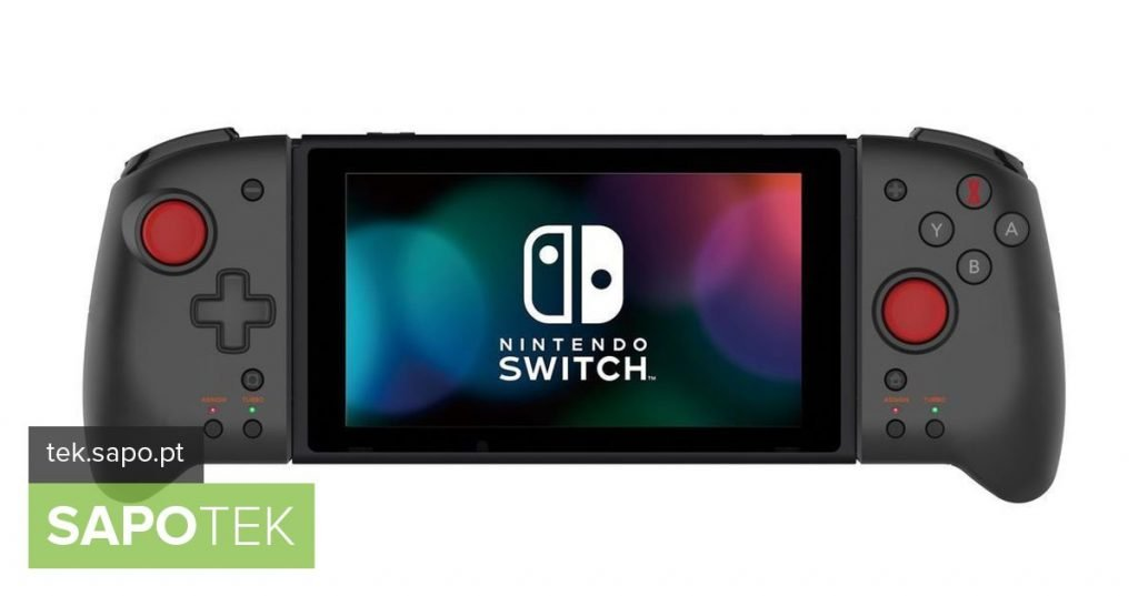 Nintendo Switch: new accessory brings the traditional controllers design to the joy-cons - Multimedia