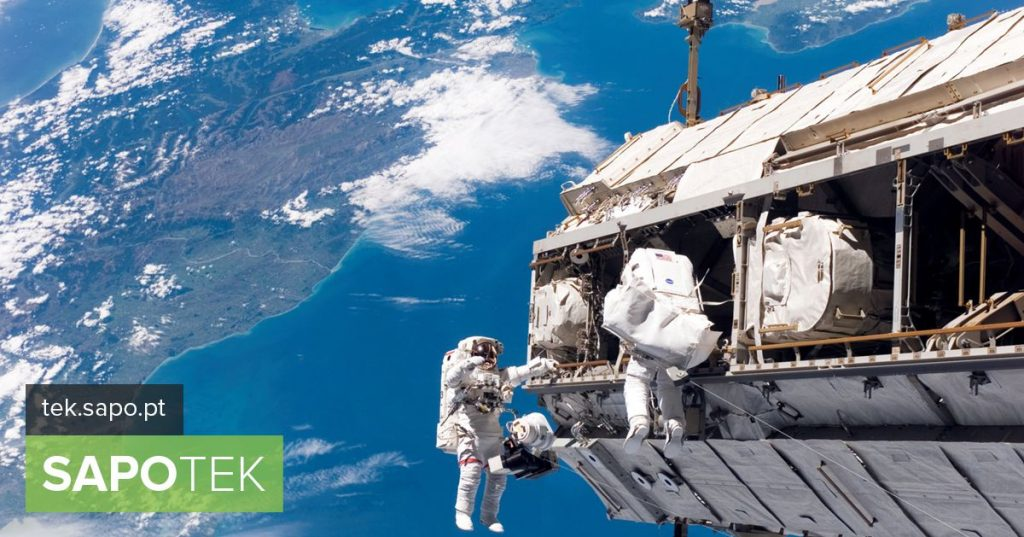 On this site you can follow the position of the International Space Station to the second - Site of the day