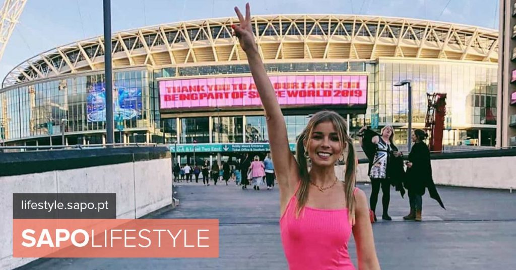 Portuguese Youtuber travels to London for Spice Girls concert - News