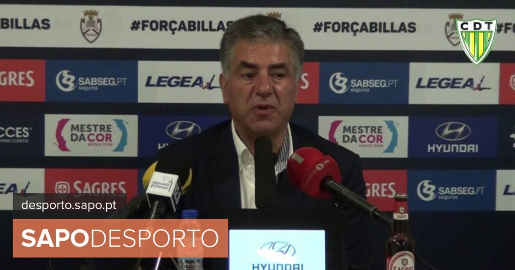 President of Tondela clarifies business of six ME with Spanish group