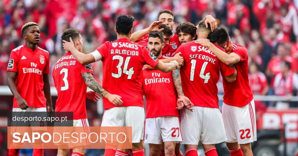Readers of SAPO Sport have already chosen: This is the Best Eleven of the League 2018/19 - Football