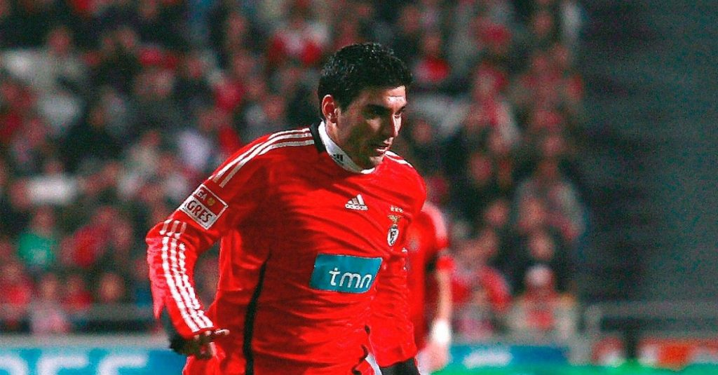 Reyes, former Benfica player, dies in a road accident