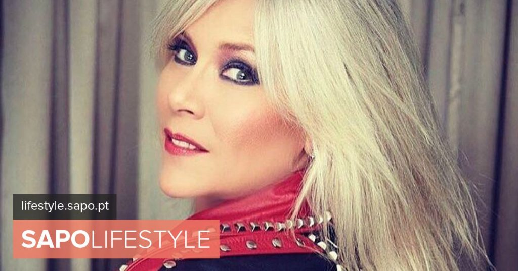 Samantha Fox returns to the stage after shoulder surgery. First concert is tomorrow in Santarém - Actuality