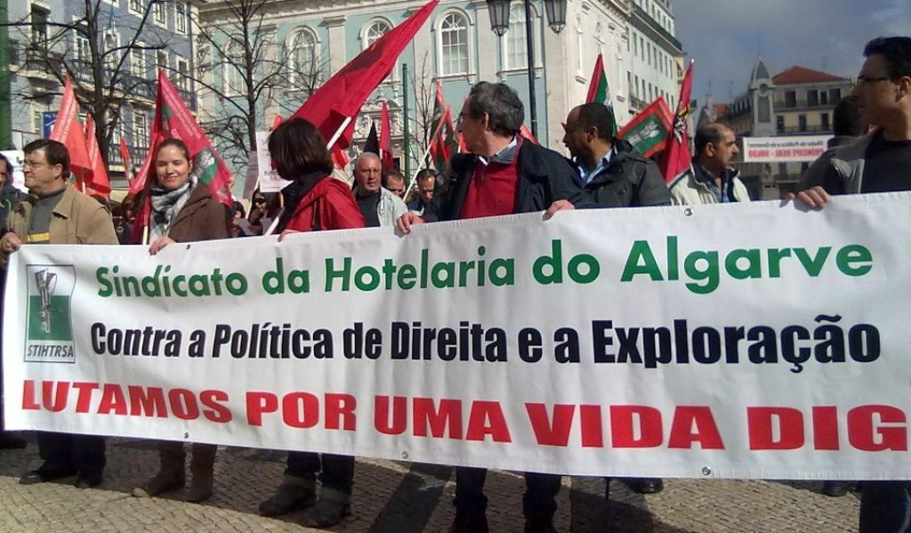 Union of Hotelaria do Algarve announces regional strike for August 1 - Jornal diariOnline Região Sul