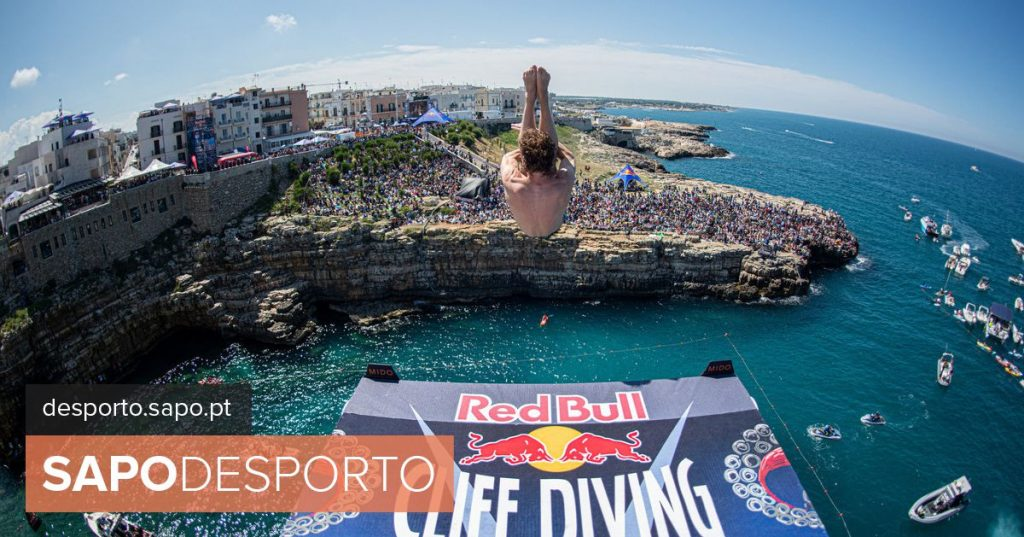 VIDEO: The best images of the Italian stage of the Red Bull Cliff Diving. Azores is the next destination - Modalities