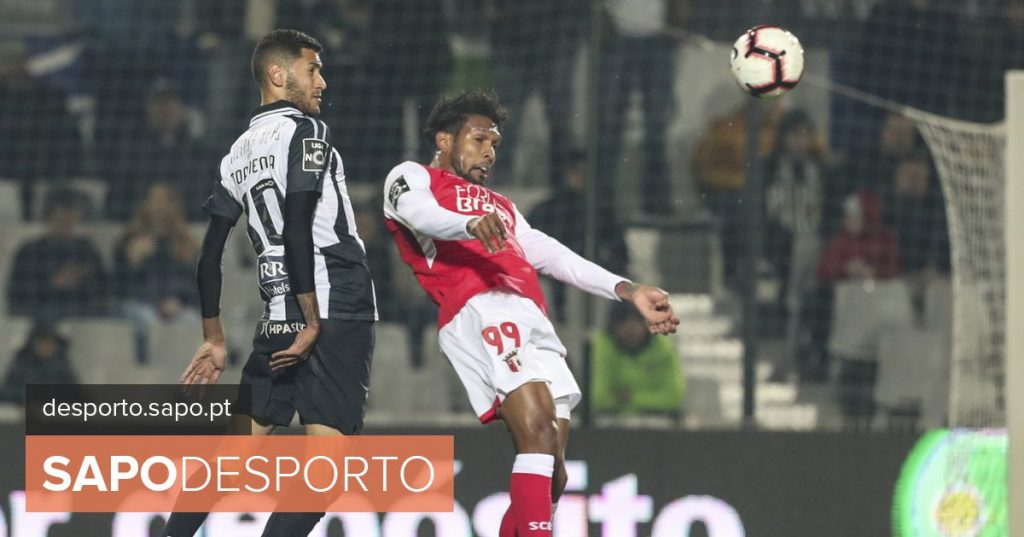 Vitor Tormena reinforces Sporting Braga - Football