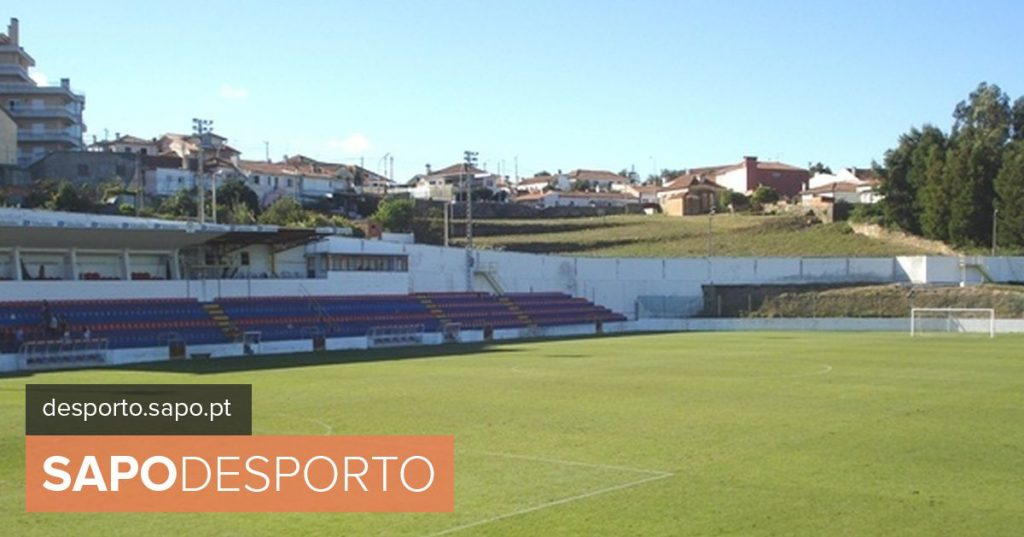 Works at the Oliveirense stadium begin today, after two years of advances and retreats