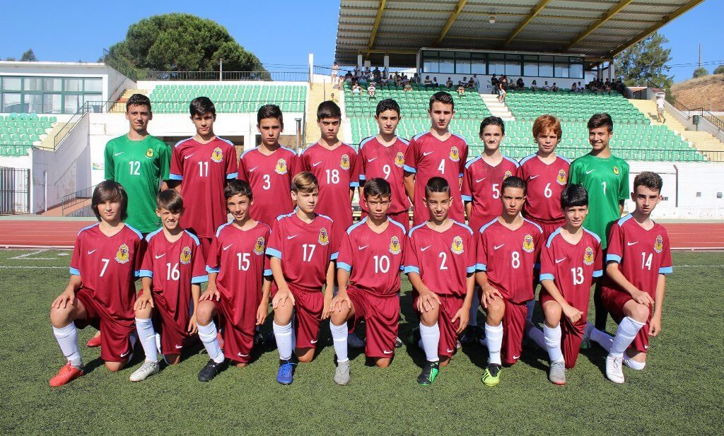 Young Algarve teams with excellent results in the Friendship Tournament - Jornal diariOnline Região Sul