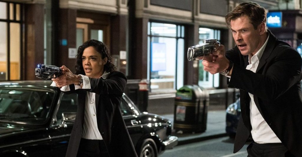 """""""MIB: Men in Black - International Force"""": actor chemistry does not save dead film """"at birth"""""""