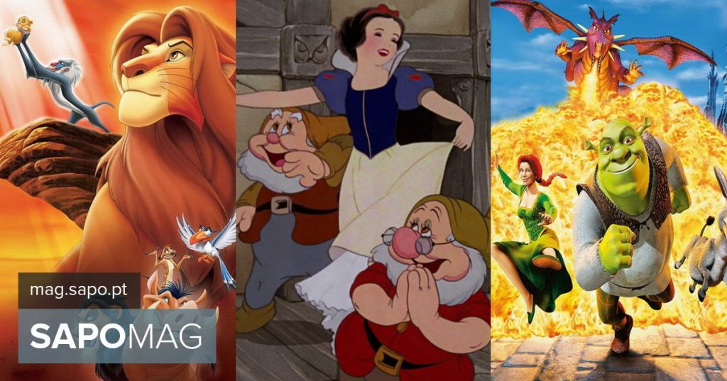 """The Lion King"" turns 25 years: the 20 animated films you have to see (or review) with your children - Current"
