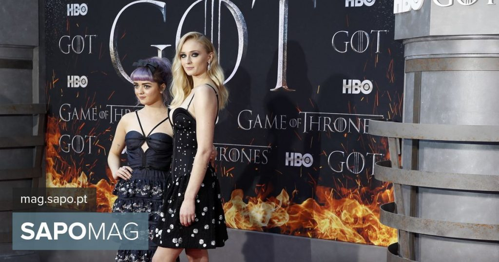 """""""The War of the Thrones"""": Sophie Turner who make film inspired by her friendship with Maisie Williams - Actuality"""