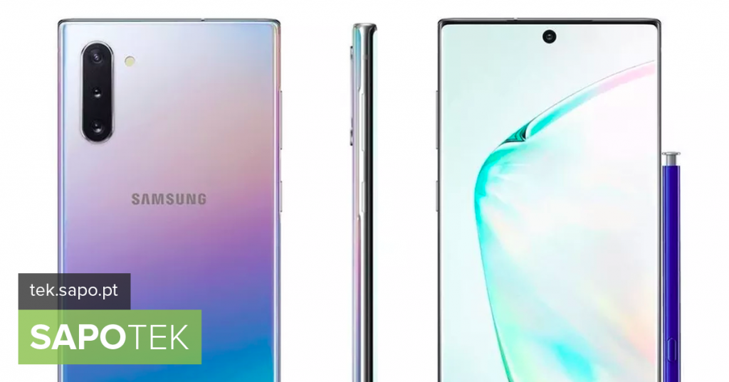 Leak: will this be the new Samsung Galaxy Note 10? - Equipment
