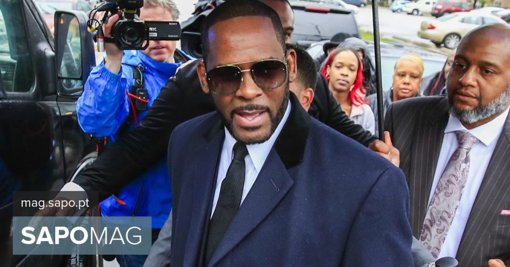 Cantor R. Kelly detained after new charges of sexual crimes - Showbiz