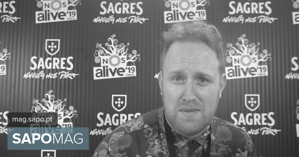 "Chatting with Gavin James at NOS Alive: ""My Portuguese is better, eventually"" - Showbiz"