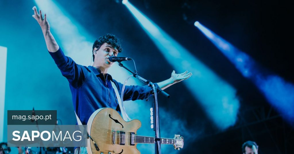 NOS Alive: Vampire Weekend made the party all night and Grace Jones was the icing on the cake - Showbiz