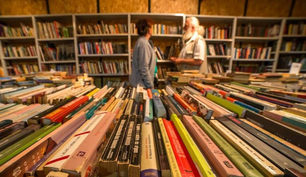 Olhão Book Fair starts on Saturday and will offer books to regular visitors - Jornal diariOnline Região Sul