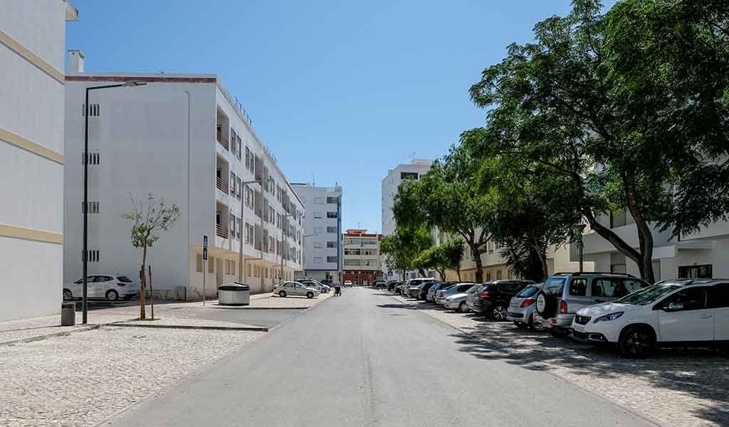 Renovation of Manuel Maria Campina Street and Joaquim A. Pires Square to open Friday - Jornal diariOnline Southern Region