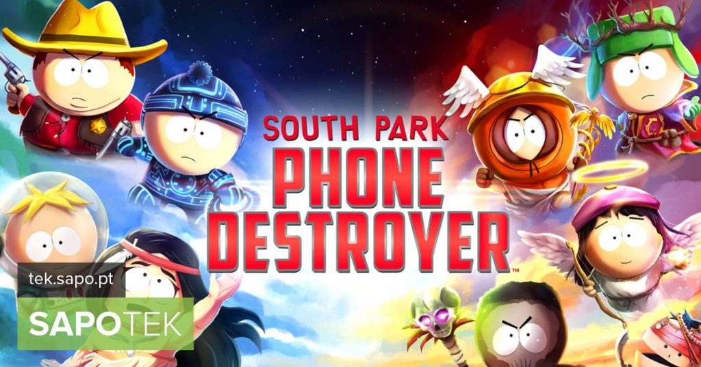South Park: Phone Destroyer Has Humorous Multiplayer Battles - Android