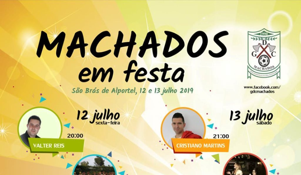 Summer party animates Machados today and Saturday - Jornal diariOnline Região Sul
