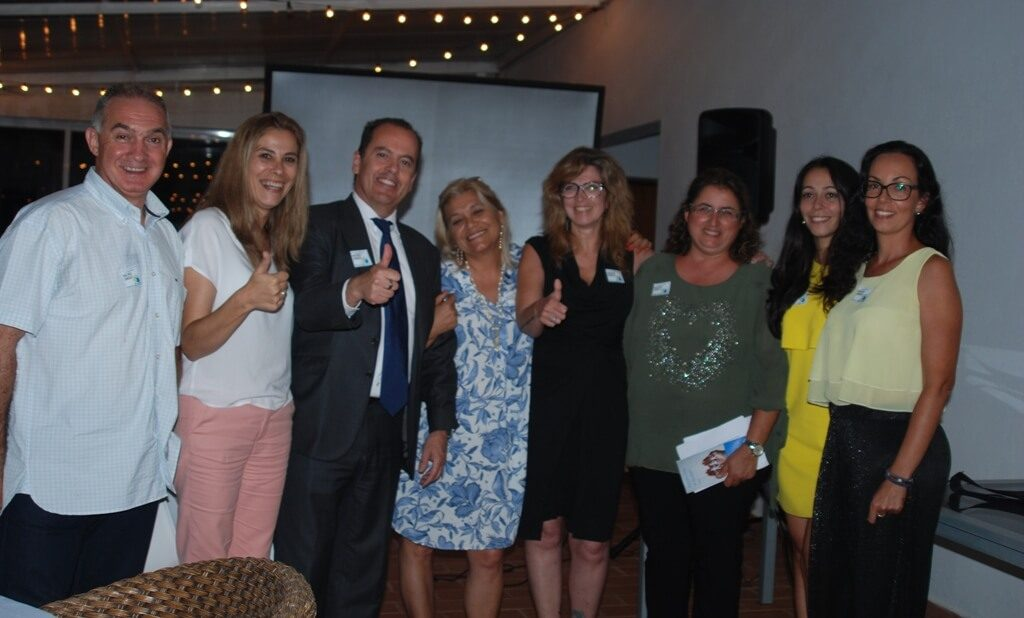 Women from CDS-PP / Algarve organized a conference on domestic violence in Albufeira - Jornal diariOnline Região Sul