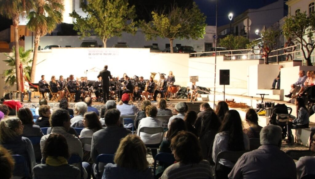 XXIII Band Festival to be held on Saturday in Castro Marim - Jornal diariOnline Região Sul