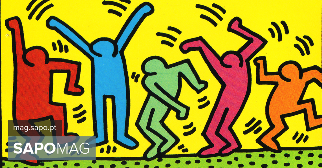 Keith Haring featured in Cascais from September - Showbiz