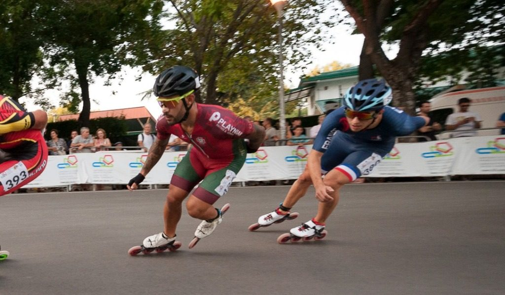 Algarve skater Diogo Marreiros was the best Portuguese in the start of the road race - Jornal diariOnline Southern Region